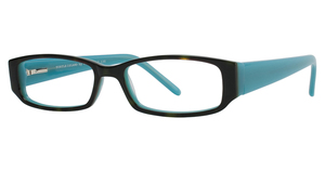 A&A Optical Turtle Island Turquoise 089