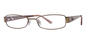 Daisy Fuentes Eyewear Daisy Fuentes Peace 401 Eyeglasses