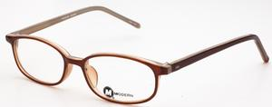 Modern Optical Storm Brown