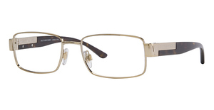 Burberry BE1135 BURBERRY GOLD HAVANA