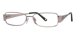 Daisy Fuentes Eyewear Daisy Fuentes Peace 406 Eyeglasses