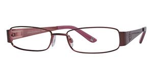Daisy Fuentes Eyewear Daisy Fuentes Peace 408 Eyeglasses