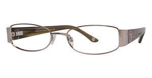 Daisy Fuentes Eyewear Daisy Fuentes Peace 404 Eyeglasses