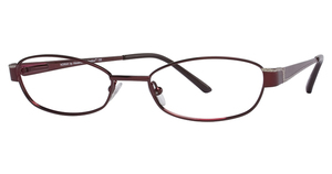 A&A Optical Norah Burgundy