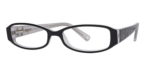 Daisy Fuentes Eyewear Daisy Fuentes Peace 403 Black