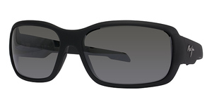 Maui Jim Hamoa Beach 226 Matte Black Rubber