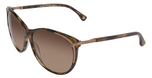 Michael Kors MKS210 Firenze Brown Horn