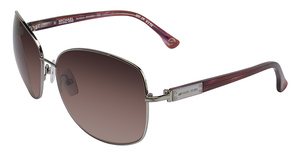 Michael Kors M2458S Bordeaux Light Gunmetal