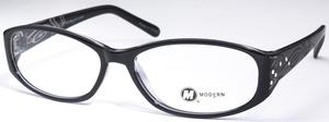 Modern Optical Eileen Black/Crystal 003
