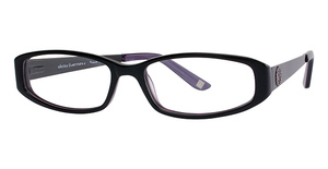 300b98708ae Daisy Fuentes Eyewear Daisy Fuentes Peace 405 Eyeglasses