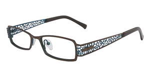 Cafe Lunettes cafe 3102 Cocoa/Teal