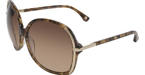 Michael Kors MKS206 Laguna Brown Horn
