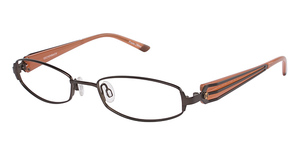 Humphrey's 582082 BROWN/APRICOT