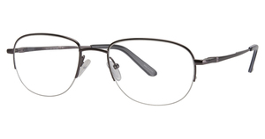 Continental Optical Imports Fregossi 581 Gunmetal