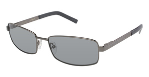 Ted Baker B483 Jeff GUNMETAL W/AR COATING