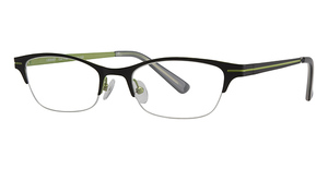 Legre LE 5057 Black/ Lime Green