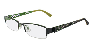 Marchon M-216 Black Lime