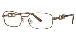 Aspex T9885 ANT GOLD & CLEAR BROWN