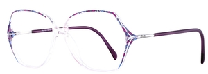 Silhouette 1849 rose/violet-light blue-silver 6061