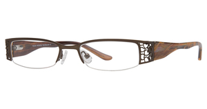 Aspex T9881 BROWN/CLR MRB.BROWN
