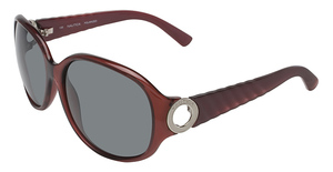 Nautica N6144S POL HEATHER BURGUNDY