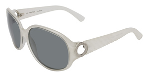 Nautica N6144S POL HEATHER WHITE
