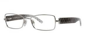 Burberry BE1168 SILVER/GREY GRADIENT CHECK