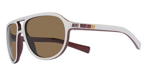 Nike NIKE VINTAGE MDL. 72 EV0597 WHITE/DARK RED/BROWN LENS