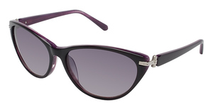 Lulu Guinness L512 Thelma Purple Passion