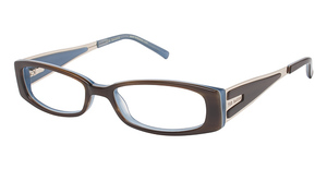 Ted Baker B841 Brown Horn