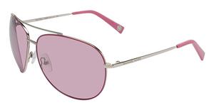 Michael Kors M2040S Kauai Hot Pink