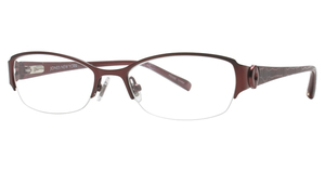 Jones New York Petite J128 Burgundy