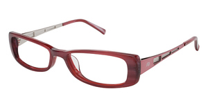 Ted Baker B843 RASBERRY STRIPES