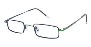 O!O 830015 Navy/Green