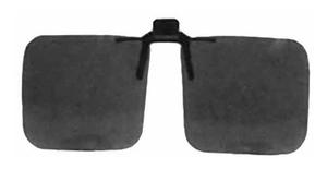 Hilco Flip-Ups Trimmable Eyeglasses