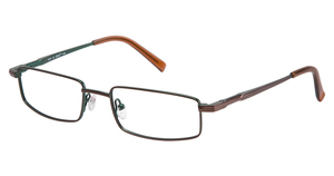 A&A Optical I-865 Brown
