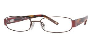 Daisy Fuentes Eyewear Daisy Fuentes Reyna Eyeglasses