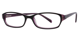 Vivian Morgan 8002 Black Plum