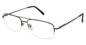 A&A Optical Chief Gunmetal
