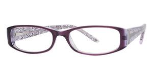 Daisy Fuentes Eyewear Daisy Fuentes Brisha Plum