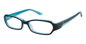 Humphrey's 583010 BLACK/AQUA BLUE