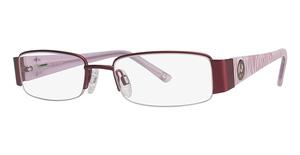 Daisy Fuentes Eyewear Daisy Fuentes Peace 411 Eyeglasses