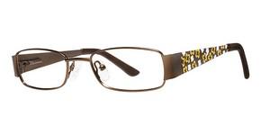Modern Optical Button Eyeglasses