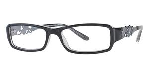 Daisy Fuentes Eyewear Daisy Fuentes Peace 415 Eyeglasses