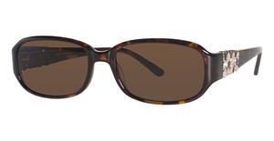 Daisy Fuentes Eyewear Daisy Fuentes Sun Marilisa Sunglasses