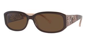 Daisy Fuentes Eyewear Daisy Fuentes Sun Rosita Sunglasses