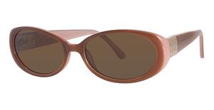 Daisy Fuentes Eyewear Daisy Fuentes Sun Carolina Sunglasses