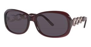 Daisy Fuentes Eyewear Daisy Fuentes Sun Coral Sunglasses