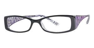 Daisy Fuentes Eyewear Daisy Fuentes Nadia Eyeglasses