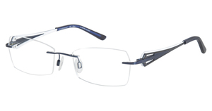 Charmant Titanium TI 10952 Prescription Glasses